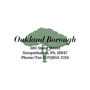 Oakland borough logo